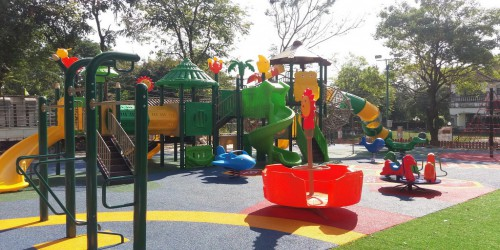 Play Ground EPDM
